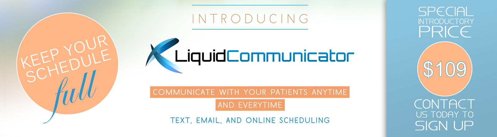 Liquid Communicator