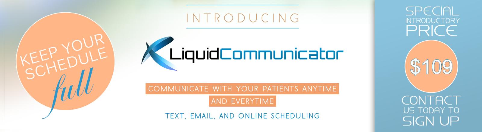 Liquid Communicator
